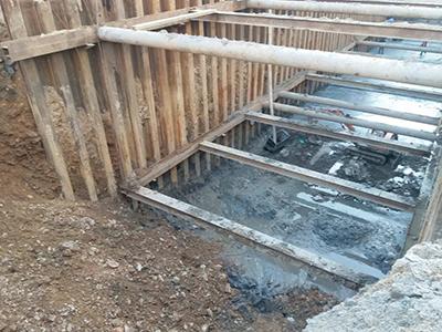 钢板桩施工