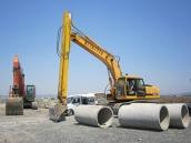特种挖掘机租赁