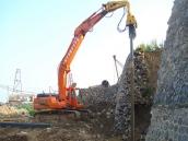 大连特种挖掘机租赁